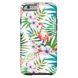 Coque Tough iPhone 6 Cas dur tropical d'Apple Iphone 6/6s