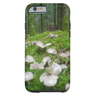 Coque Tough iPhone 6 Champignon de forêt