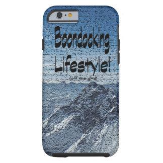 Coque Tough iPhone 6 Conception de mode de vie de Boondocking