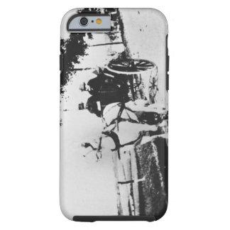 Coque Tough iPhone 6 Edgar Degas | Edgar Degas et un ami