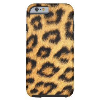 Coque Tough iPhone 6 Fourrure de Jaguar