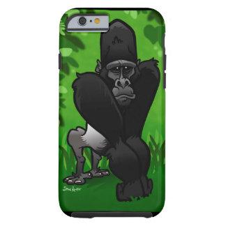 Coque Tough iPhone 6 Gorille de Silverback