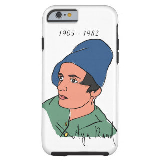 Coque Tough iPhone 6 Hommage d'Ayn Rand