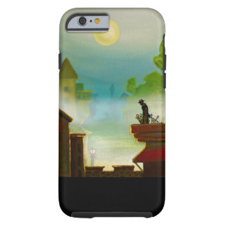 Coque Tough iPhone 6 HOMME ROMANTIQUE SUR LA VÉRANDA par Slipperywindow