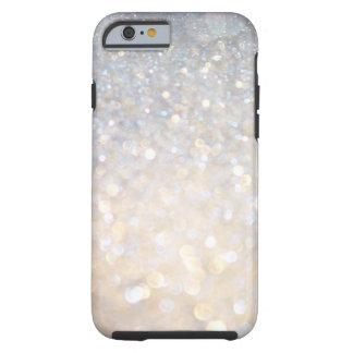Coque Tough iPhone 6 iPhone dur 6 d'or d'IMPRESSION moderne Girly de