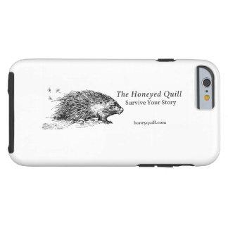 Coque Tough iPhone 6 Le porc-épic mielleux de cannette