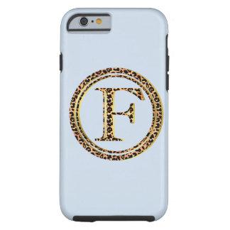 Coque Tough iPhone 6 léopard F