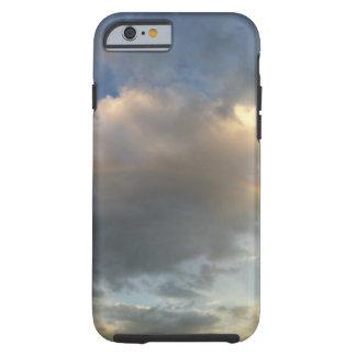Coque Tough iPhone 6 Nuage d'arc-en-ciel