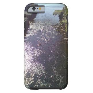 Coque Tough iPhone 6 Petite rivière allant à la mer
