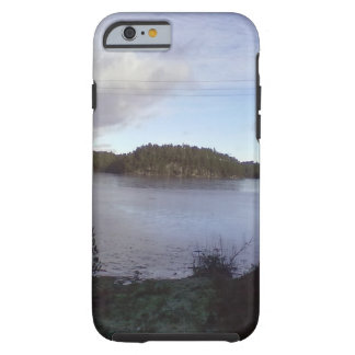 Coque Tough iPhone 6 Photo d'un petit lac