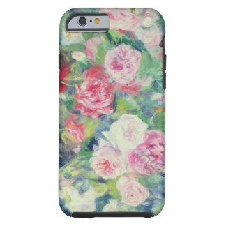 Coque Tough iPhone 6 Pierre roses 2 de Renoir un |