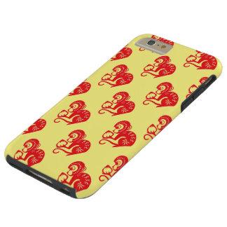 """Coque Tough iPhone 6 Plus """"Année du singe """""""