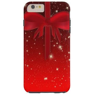 Coque Tough iPhone 6 Plus Cadeau rouge