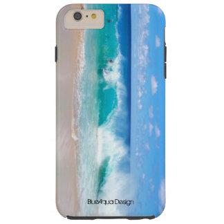 Coque Tough iPhone 6 Plus caisse de plage