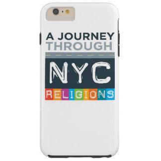 Coque Tough iPhone 6 Plus Cas de téléphone de logo de voyage