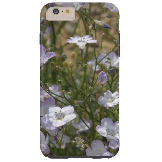 Coque Tough iPhone 6 Plus fleurs sauvages