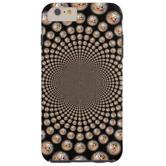 Coque Tough iPhone 6 Plus Hakunamatata a mis en danger des marques de larme