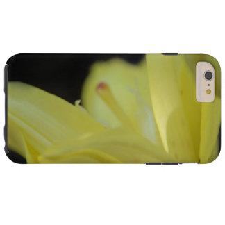 Coque Tough iPhone 6 Plus Lis jaune par Shirley Taylor