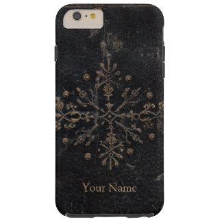 Coque Tough iPhone 6 Plus Livre Fleur-De-lis vintage