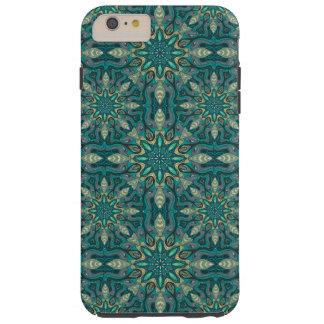 Coque Tough iPhone 6 Plus Motif floral ethnique abstrait coloré De de