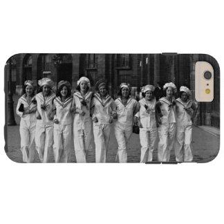 Coque Tough iPhone 6 Plus Rue de la Paix Paris France 1932 de Catherinettes