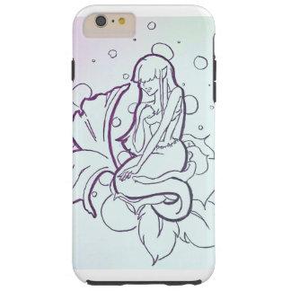 Coque Tough iPhone 6 Plus Sirènes de modèle