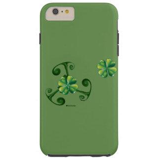 Coque Tough iPhone 6 Plus Triskele - jour de St Patrick