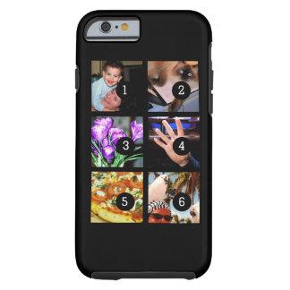 Coque Tough iPhone 6 Six de vos photos pour faire votre propre original