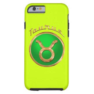 Coque Tough iPhone 6 Taureau | le signe astrologique de Taureau