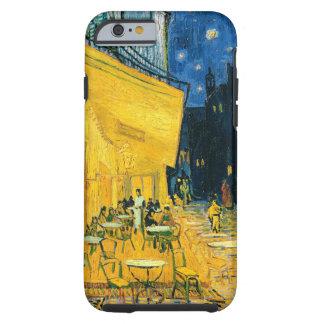 Coque Tough iPhone 6 Terrasse de café de Vincent van Gogh |, Place du