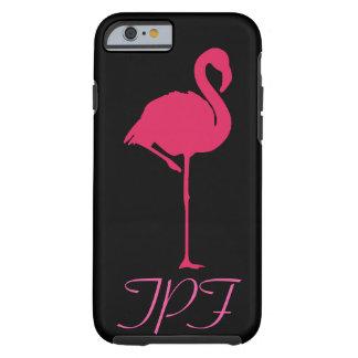 Coque Tough iPhone 6 The pink flamingo