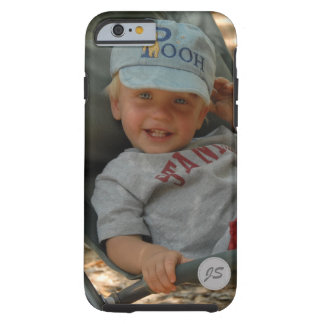 Coque Tough iPhone 6 Votre cas de l'iPhone 6S de photo
