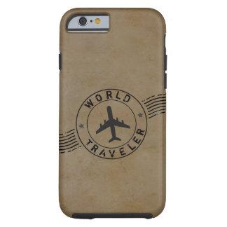 Coque Tough iPhone 6 Voyageur du monde