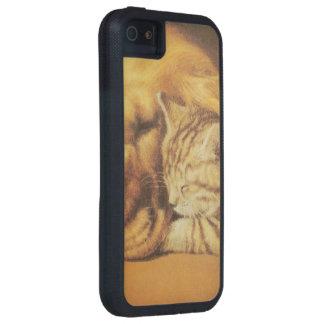Coque Tough Xtreme iPhone 5 Cadeau amical mignon Relatio de Hakuna Matata de