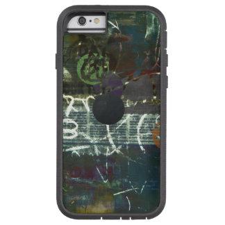 Coque Tough Xtreme iPhone 6 Art grunge de rue de graffiti de tableau de cas de