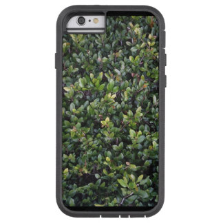 COQUE TOUGH XTREME iPhone 6 BUISSONS VERTS DE FEUILLE