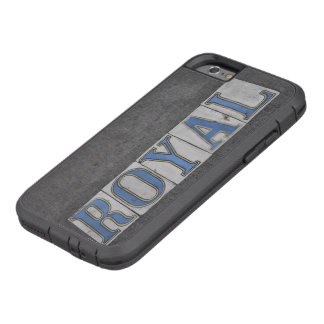 Coque Tough Xtreme iPhone 6 Caisse royale de portable