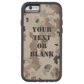 Coque Tough Xtreme iPhone 6 Camouflage de désert