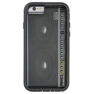 Coque Tough Xtreme iPhone 6 (cas d'ampère de guitare)