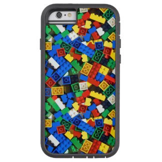 Coque Tough Xtreme iPhone 6 Construction de briques de construction de blocs