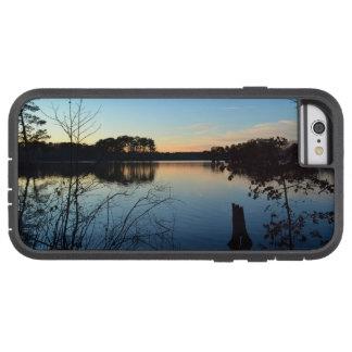 """Coque Tough Xtreme iPhone 6 Coucher du soleil """"presque allé"""" par Shirley"""