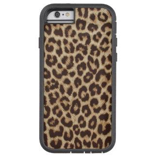 Coque Tough Xtreme iPhone 6 Empreinte de léopard