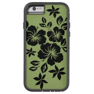 Coque Tough Xtreme iPhone 6 Floral hawaïen de ketmie de Lilikoi