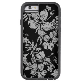 Coque Tough Xtreme iPhone 6 Floral hawaïen de Pareau de ketmie