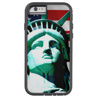 Coque Tough Xtreme iPhone 6 La statue de la liberté, New York, NY