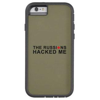 Coque Tough Xtreme iPhone 6 les Russes m'ont entaillé