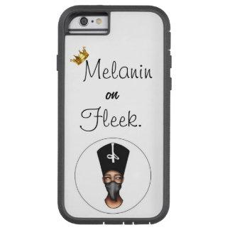 Coque Tough Xtreme iPhone 6 Mélanine de la Reine sur Fleek