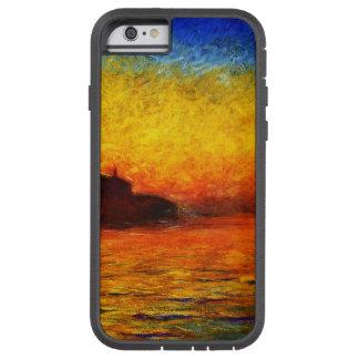 Coque Tough Xtreme iPhone 6 Monet-Coucher du soleil de Claude à Venise
