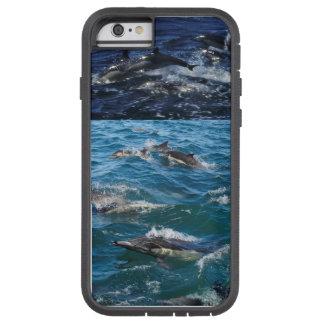Coque Tough Xtreme iPhone 6 Pour l'amour des dauphins