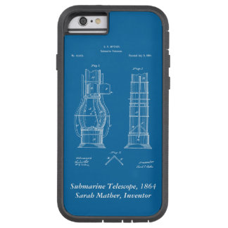 Coque Tough Xtreme iPhone 6 Télescope submersible, Sarah Mather